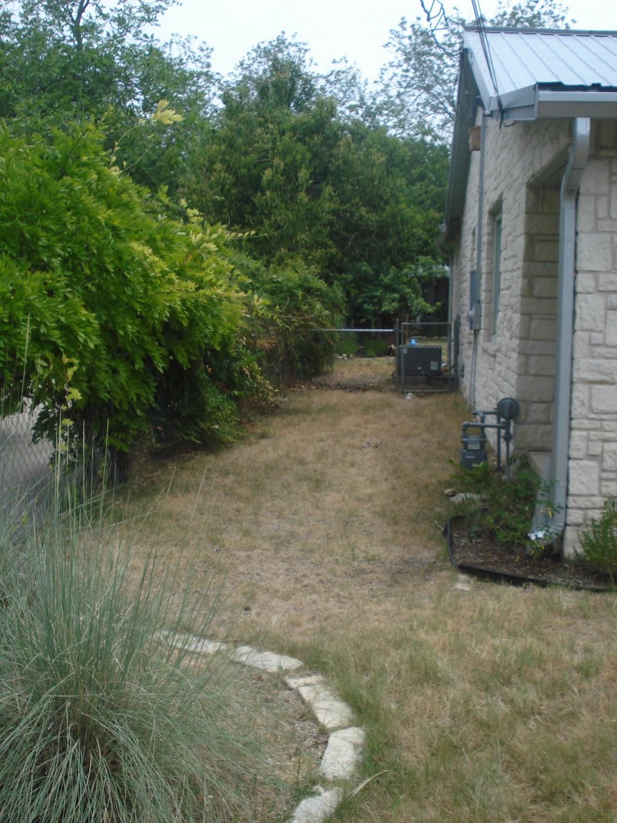 the not so big garden dry creek bed