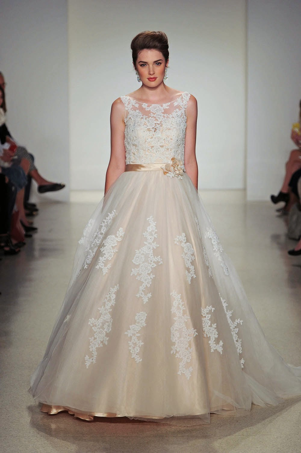 Alfred Angelo Fall 2015 Wedding Dresses