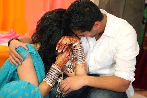 heart touching sad shayari rab har pyaar karne waale ko milaaye