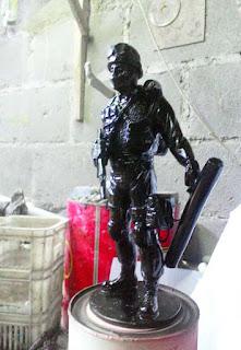 patung swat