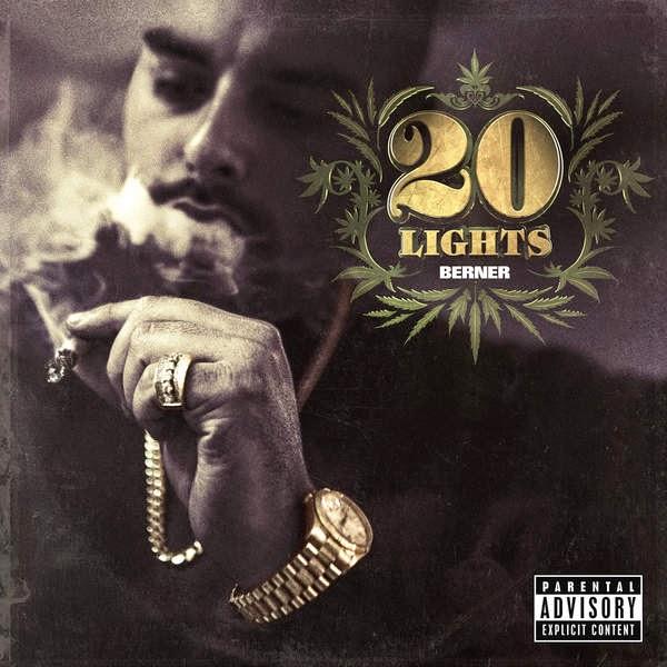 Berner - 20 Lights Cover