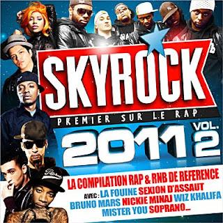 [FS]Skyrock 2011 vol 2[MP3-320kbps]