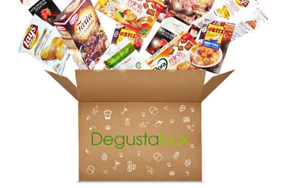 Degustabox A monthly box of surprises