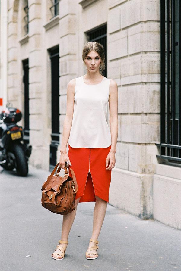 Vanessa Jackman: Paris Couture Fashion Week AW 2013.Natalia