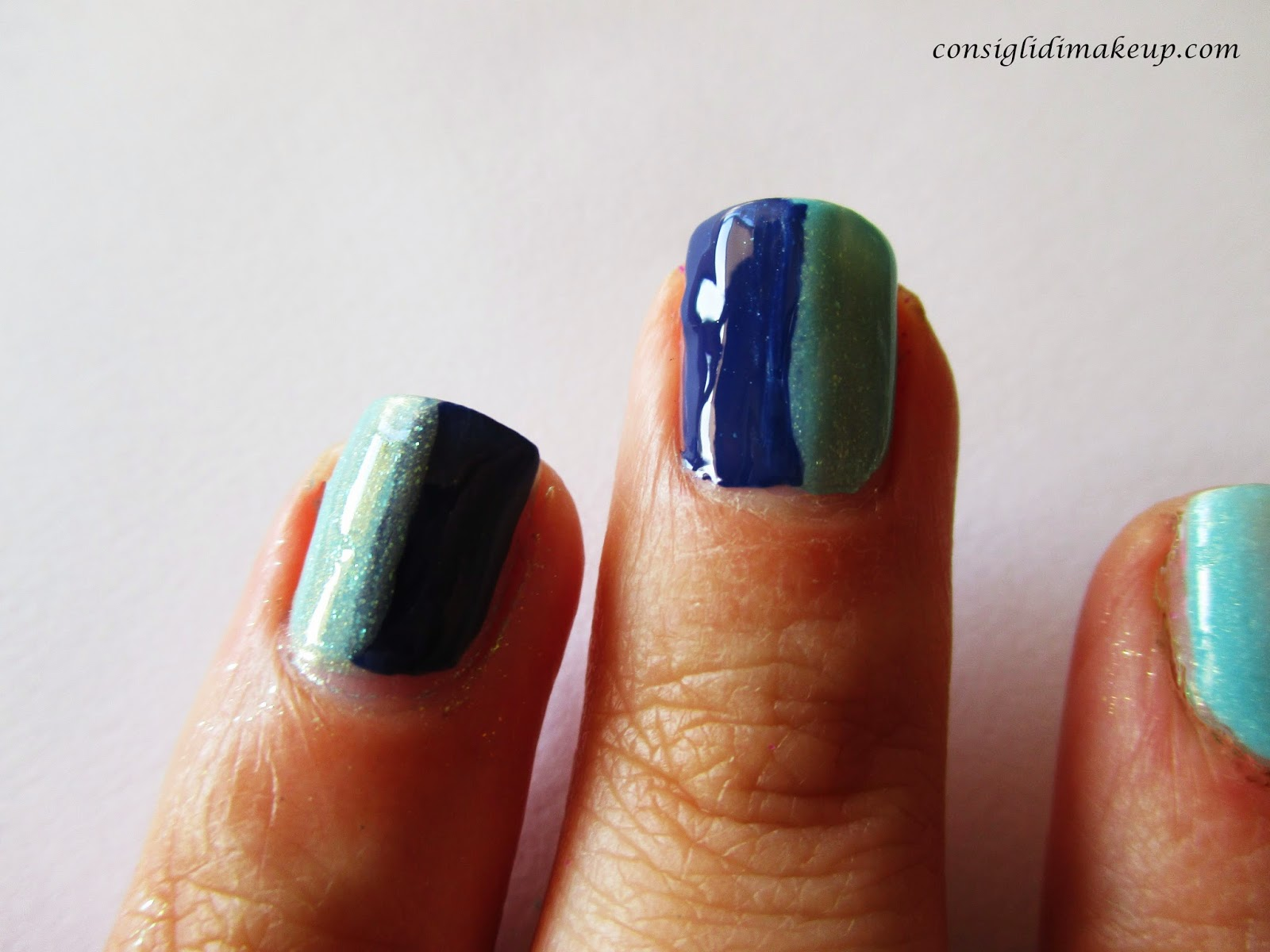 nail art tutorial facile