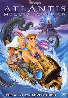 Watch Atlantis: Milo's Return (2003) movie free online
