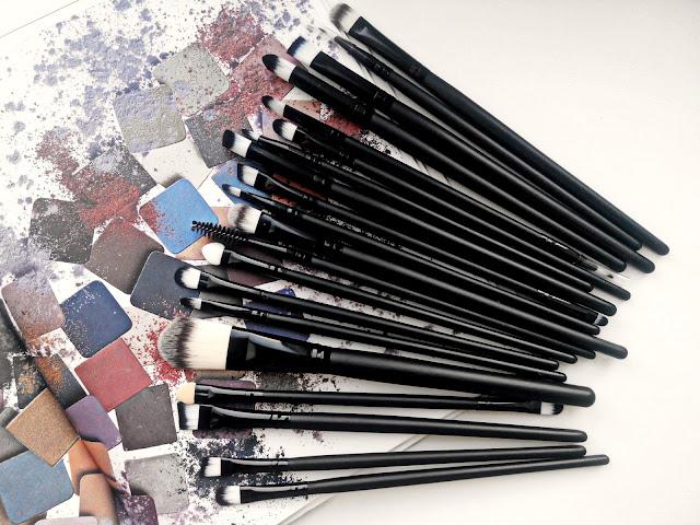 Born Pretty Store Makeup Brush Set Набор кистей для макияжа