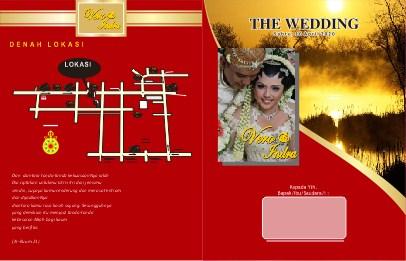 Berikut contoh undangan pernikahan terbaru, kartu ulang tahun dan ...