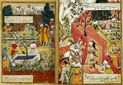 Kabul's Very Historic Garden Of Fidelity