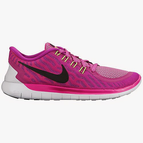 Sports authoritycoupon 25%: Nike Women's Free 5.0 Running Shoes