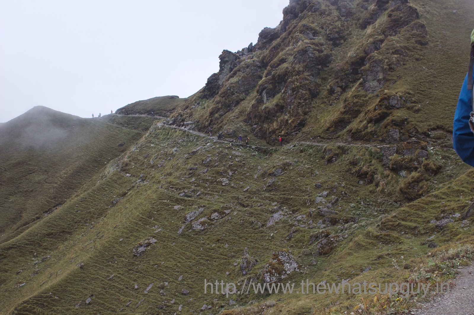 Rocky-Trail-Roopkund-Trek-With-India-Hikes-Day-2