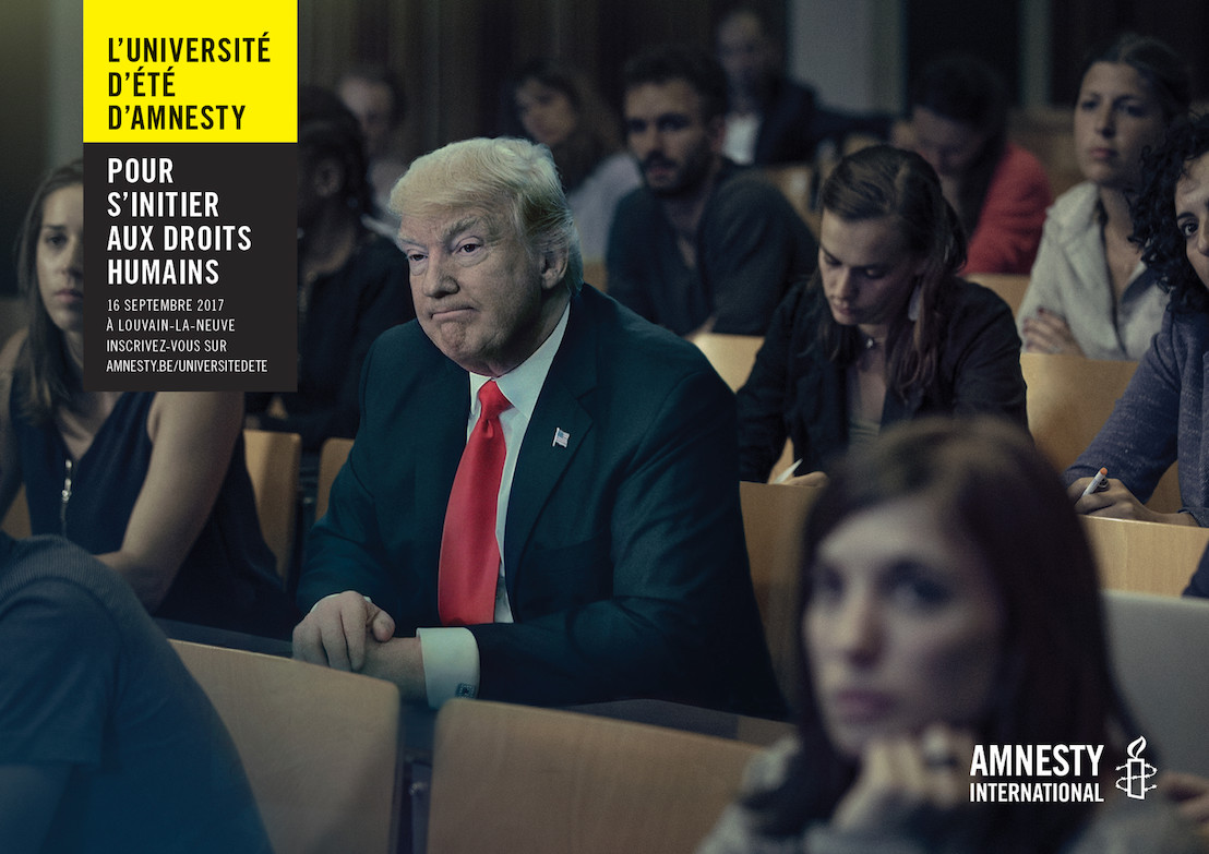 Trump and Erdoğan Are The Faces of New Amnesty Campaign ...