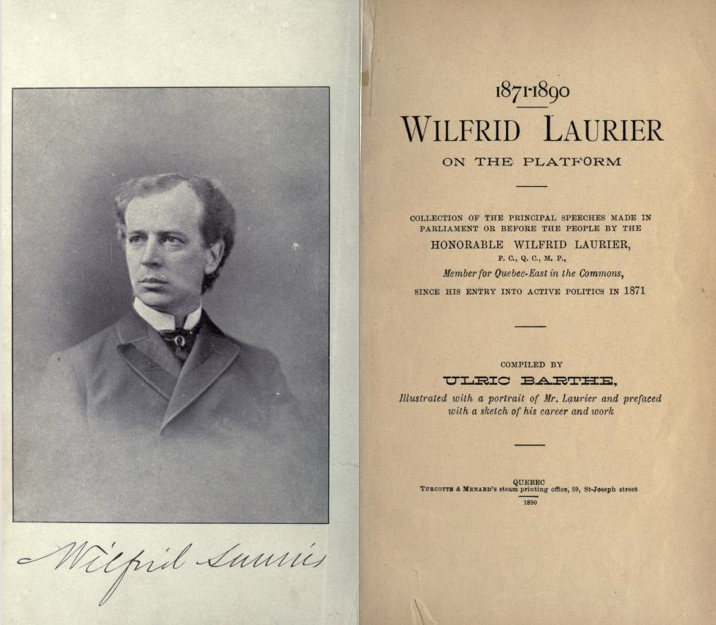 wilfrid laurier essay Wilfrid laurier university has been inspiring students with leadership and purpose as one of canada's leading mid-size universities, laurier is known for combining.