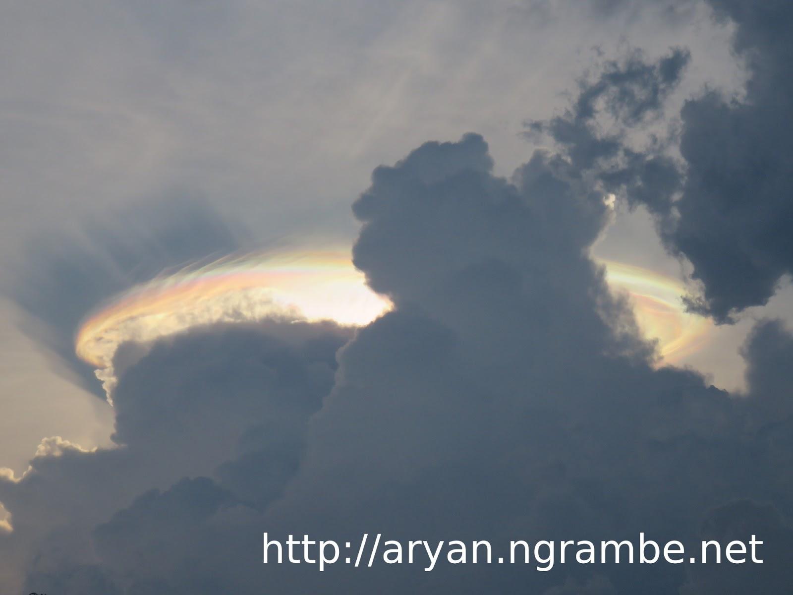 Heboh, Fenomena Langit Ngawi Gemparkan Warga!