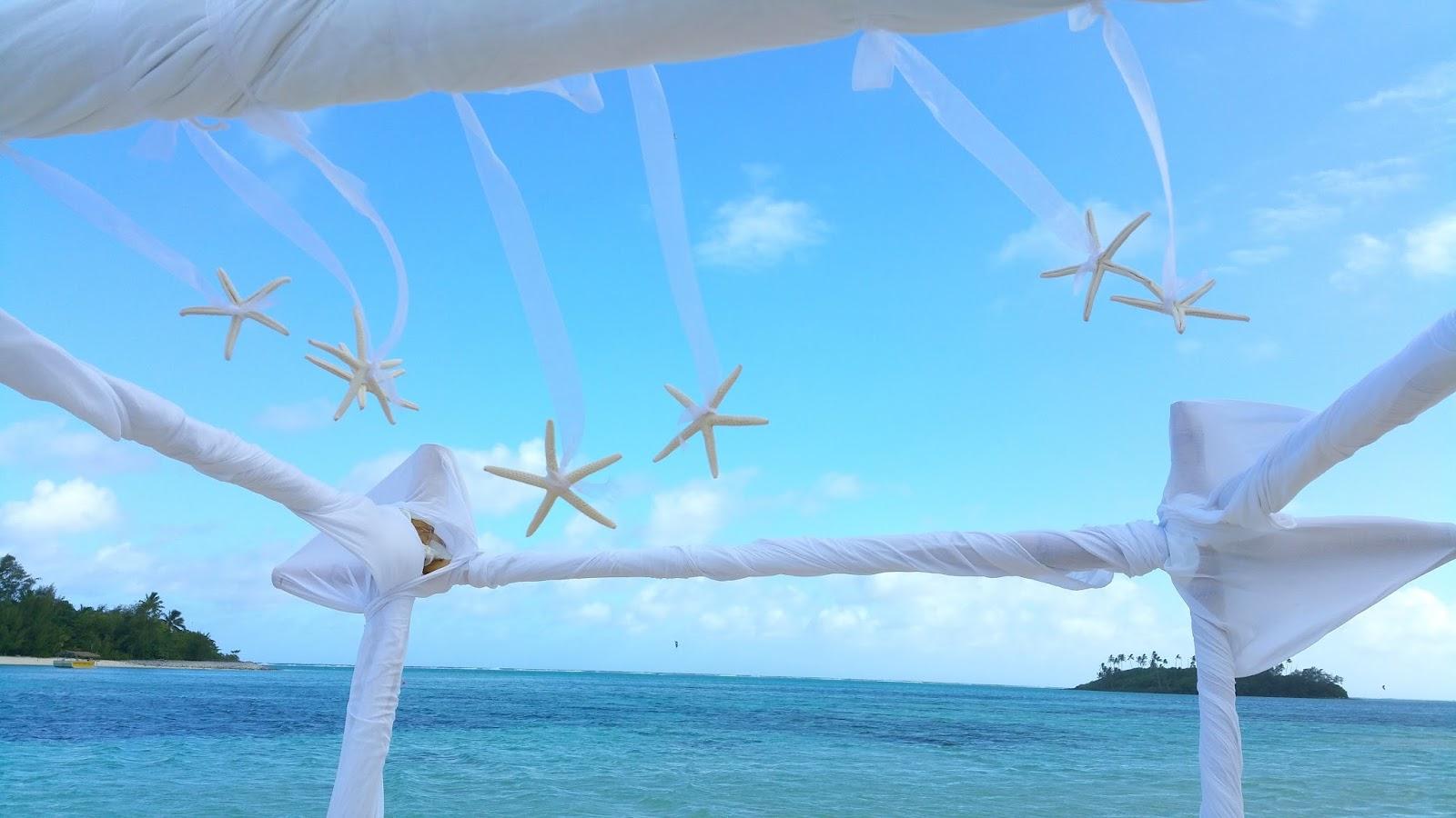 I colori della Laguna di Muri Beach - foto di Elisa Chisana Hoshi