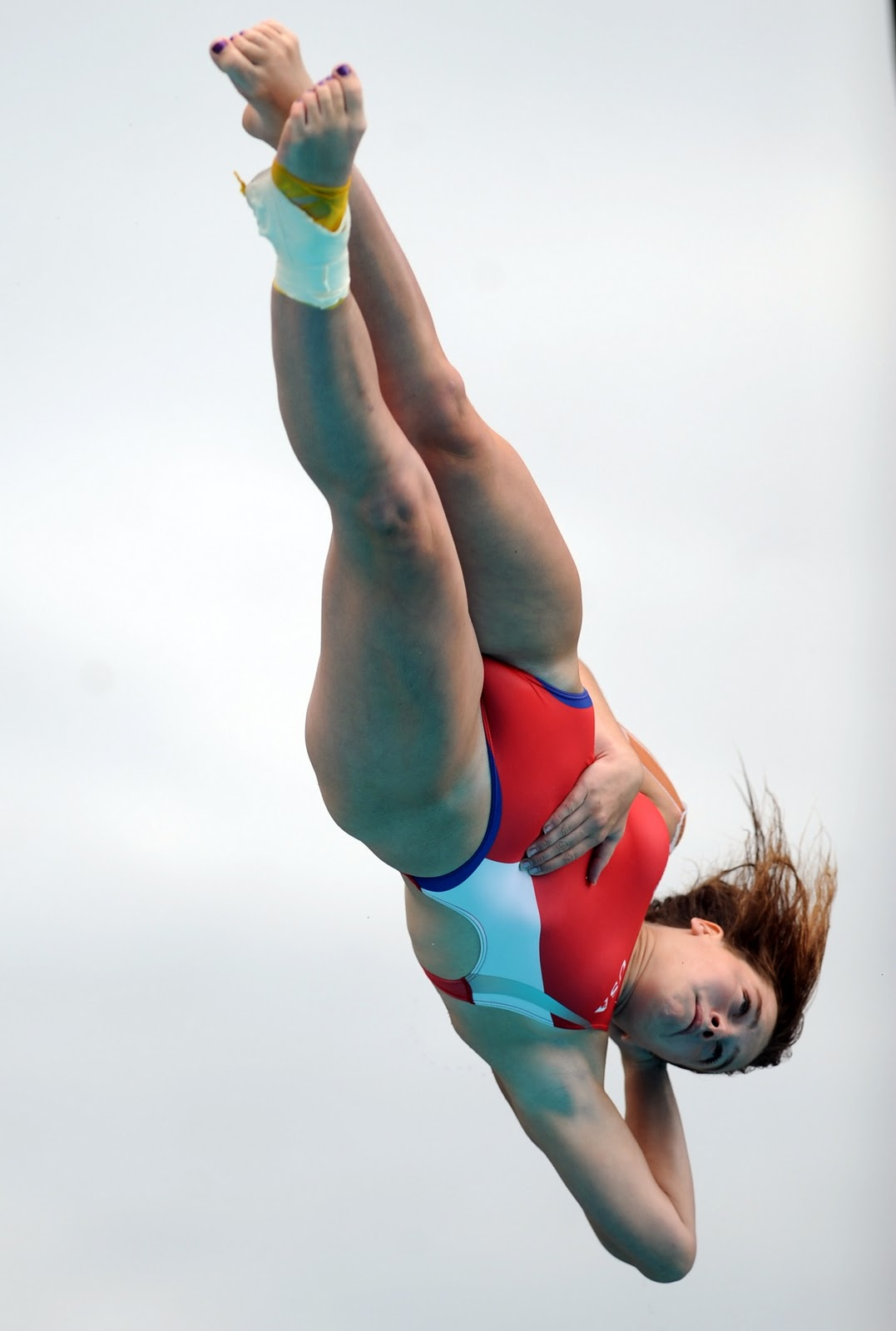 Sexy female ers 2011 junior pan american games ing 3m 10m