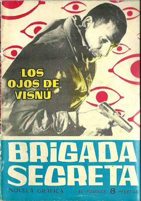 BRIGADA SECRETA - EDICIONES TORAY (Colección completa)