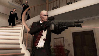 Hitman Blood Money Highly Compressed Download