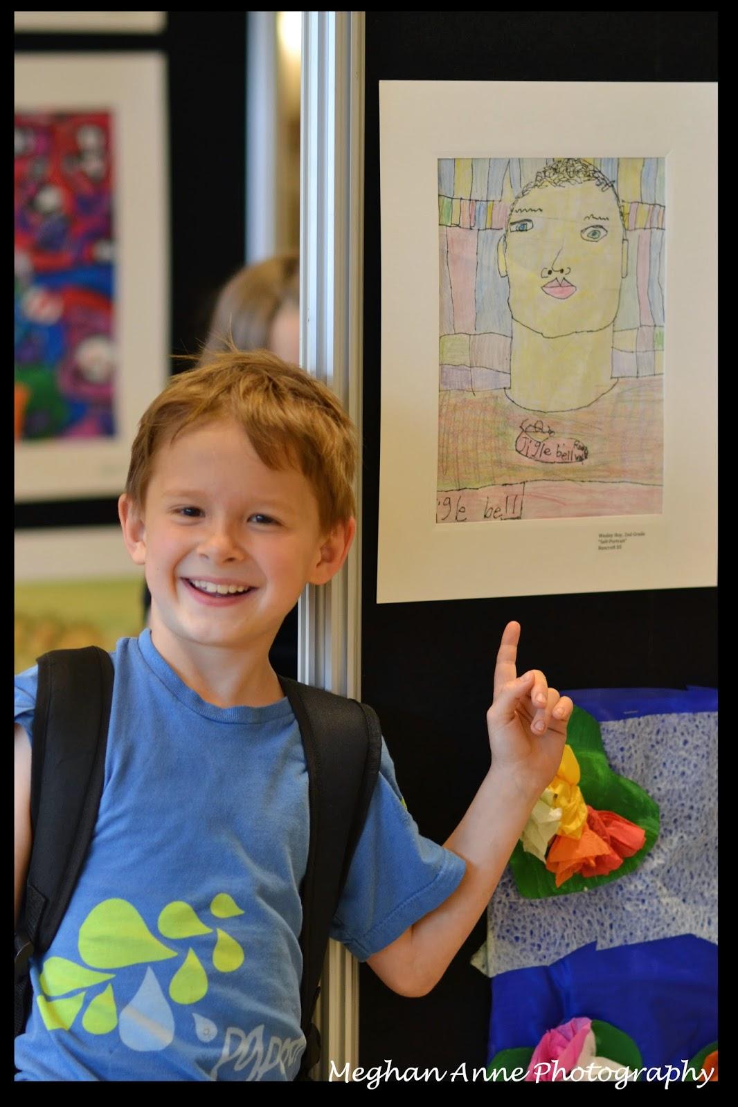 Organized Chaos: An Elementary School Art Room: May 2014