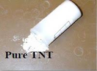 Pure TNT (Trinitrotoluena)