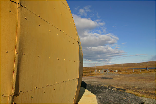 Primary Seismic Station PS34 and Radionuclide Station RN55 IMS CTBTO Norilsk