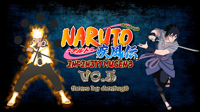free download game Naruto Infinity 3 M.u.g.e.n 2014 for pc – Full Game – Direct Links – Fast Link – 1.6 Gb – Working 100%