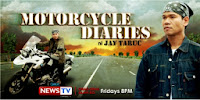 Watch Motorcycle Diaries Pinoy TV Show Free Online.