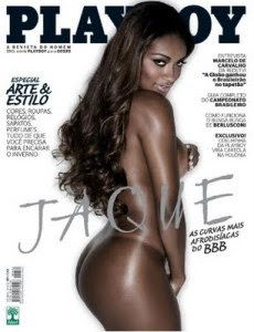 Download Playboy Jaqueline BBB11 Maio 2011