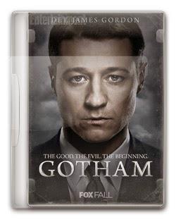 Baixar Gotham 1ª Temporada Dublado ou Legendado Torrent Grátis