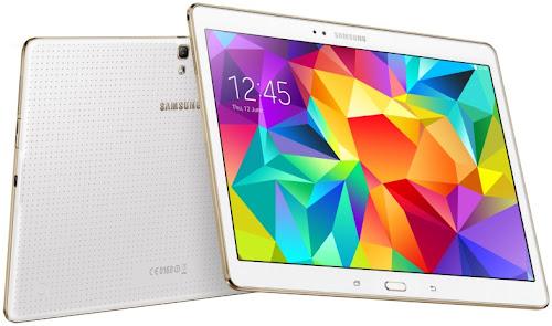 Análisis Samsung Galaxy Tab S 10.5 T800