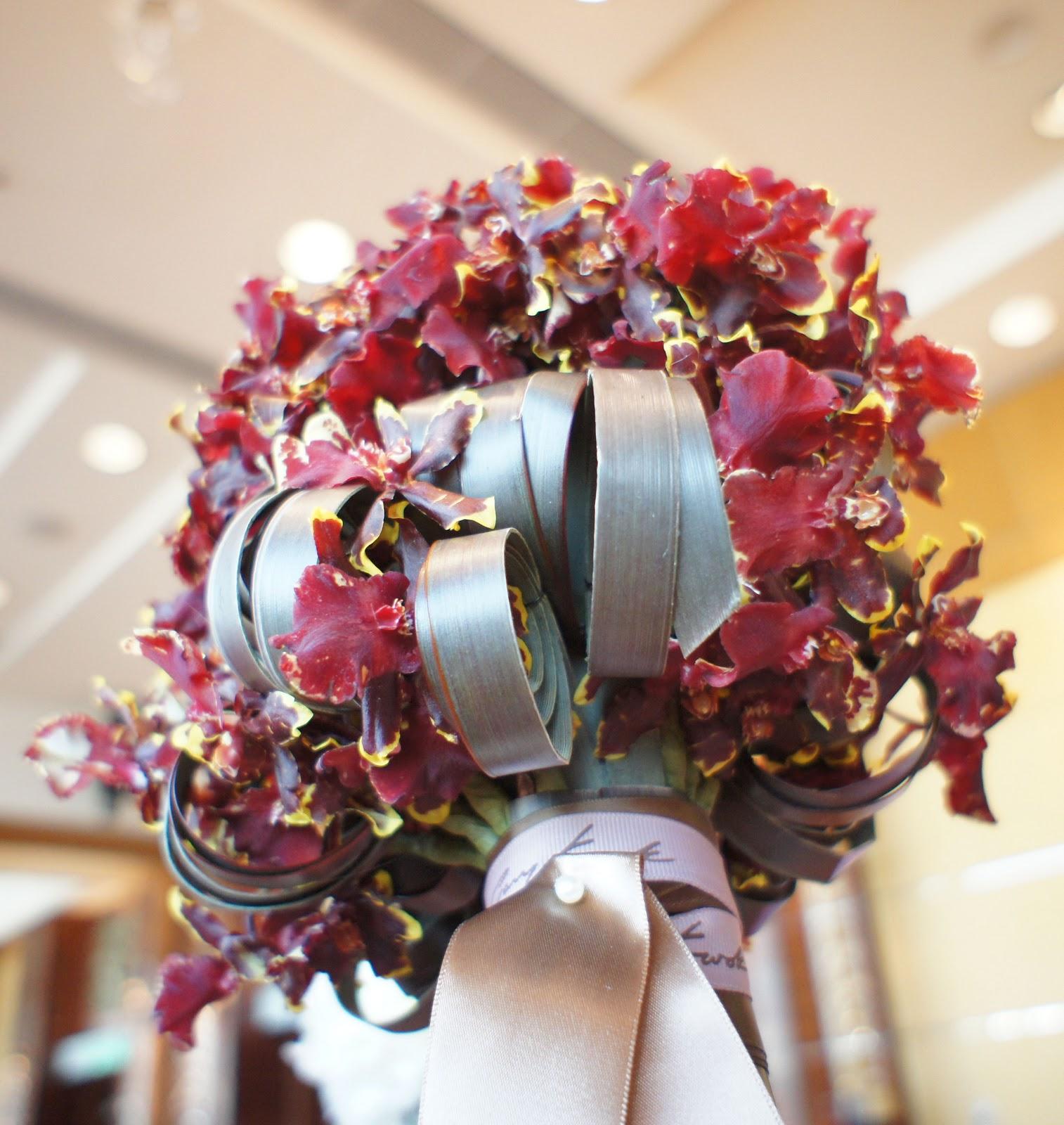 Bridal Bouquet Hk : Ifuschia flower japan bloom fair in hong kong
