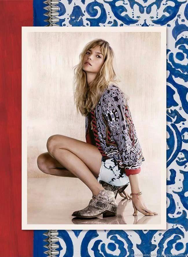 Rapsódia - Coleção primavera-verão 2015 Calças casaco