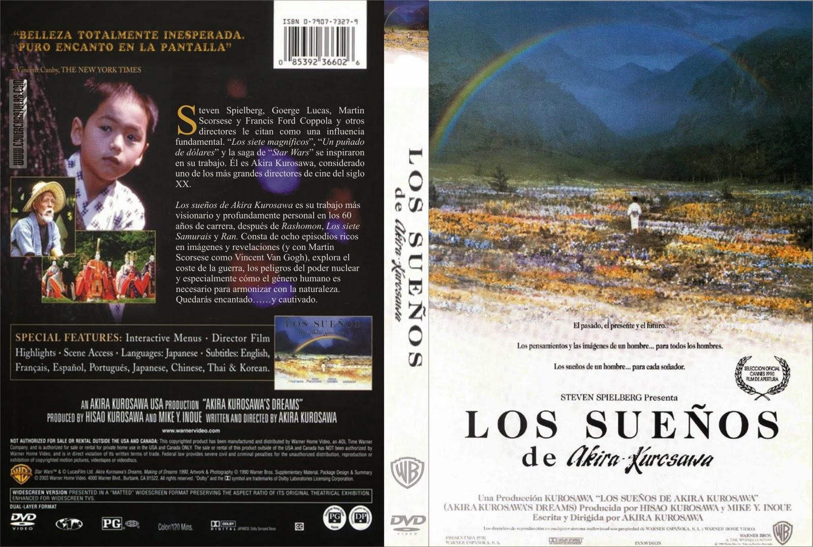 Los sueños de Akira Kurosawa (1990 - Akira Kurosawa's Dreams)