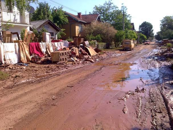 Σερβία μετά τις πλημμύρες