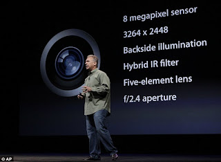 iphone 5 features