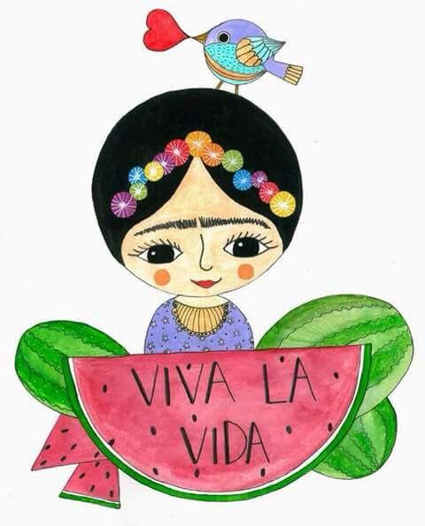 PROYECTO FRIDA KAHLO: VIVA LA VIDA