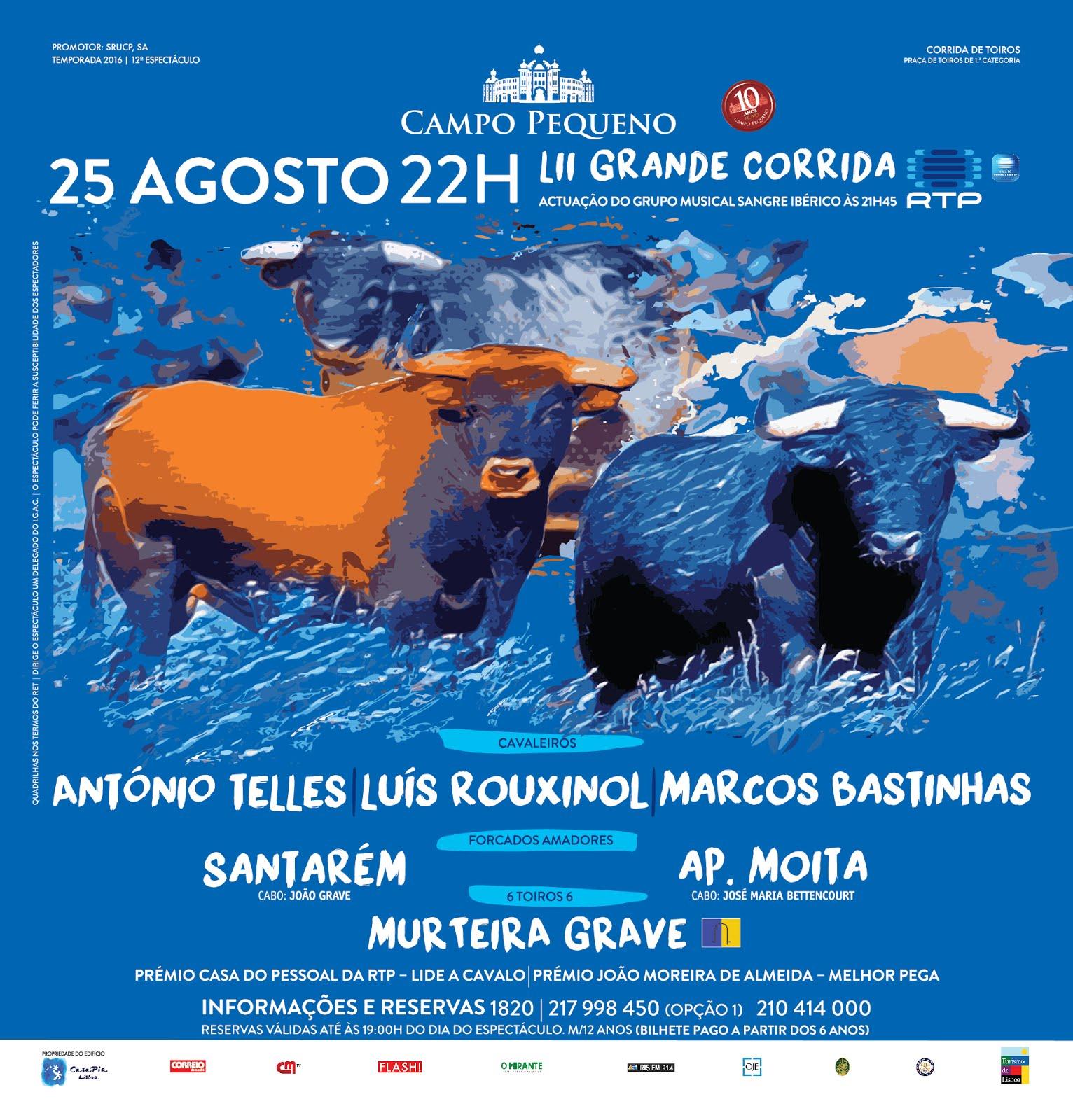 CAMPO PEQUENO - 25 DE AGOSTO