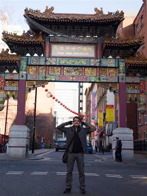 Barrio chino de Manchester