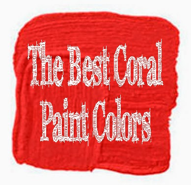 Coral Color | Discover The Best Coral Paint Colors For Home At Http://