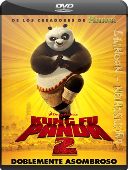 Kung Fu Panda 2 (Español Latino) (TS-HQ) (2011)
