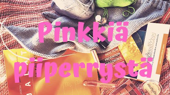 Pinkkiä piiperrystä