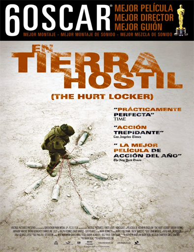 Ver En tierra hostil (The Hurt Locker) (2008) Online