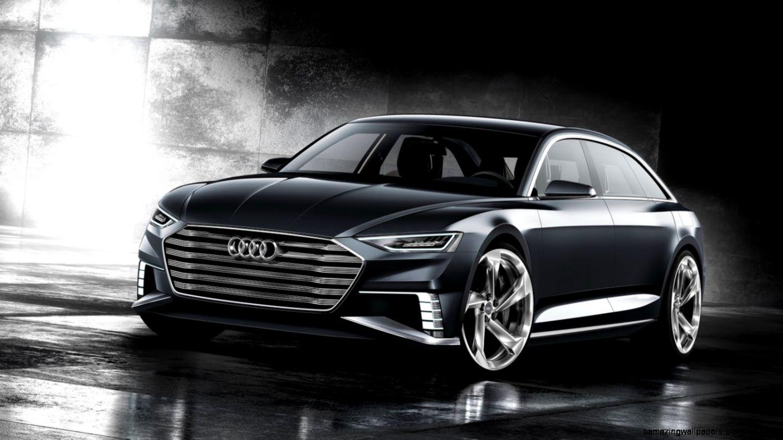 2015 Concept Audi Avant Prologue