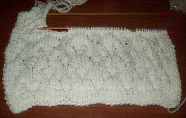 Curso de tejido a mano: Tapado para bebé