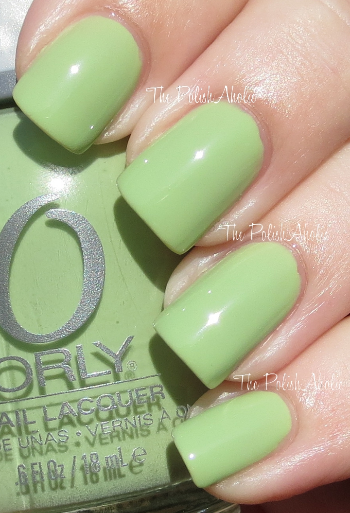 The PolishAholic: Orly Spring 2013 Hope and Freedom Collection Swatches