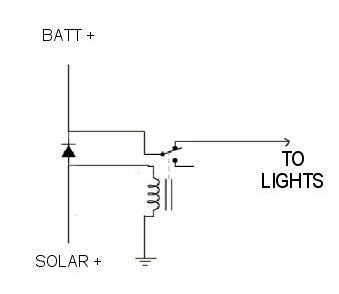 solar charge controller schematic with Making Cheap 12 Volt Timer on Logitech Z623 Wiring Diagram in addition 12 Volt Solar Panel Wiring likewise Wiring Diagram For Caravan Solar Panel besides Gas Control Valve Water Heater further Wiring Diagram For Electric Ke Controller.