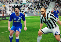 PES 2013: Serie B option file