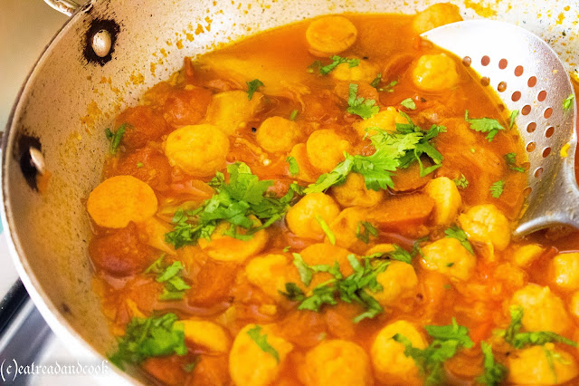 How to cook bengali style borir jhol recipe
