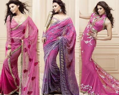 Modern Designs for Women Sarees