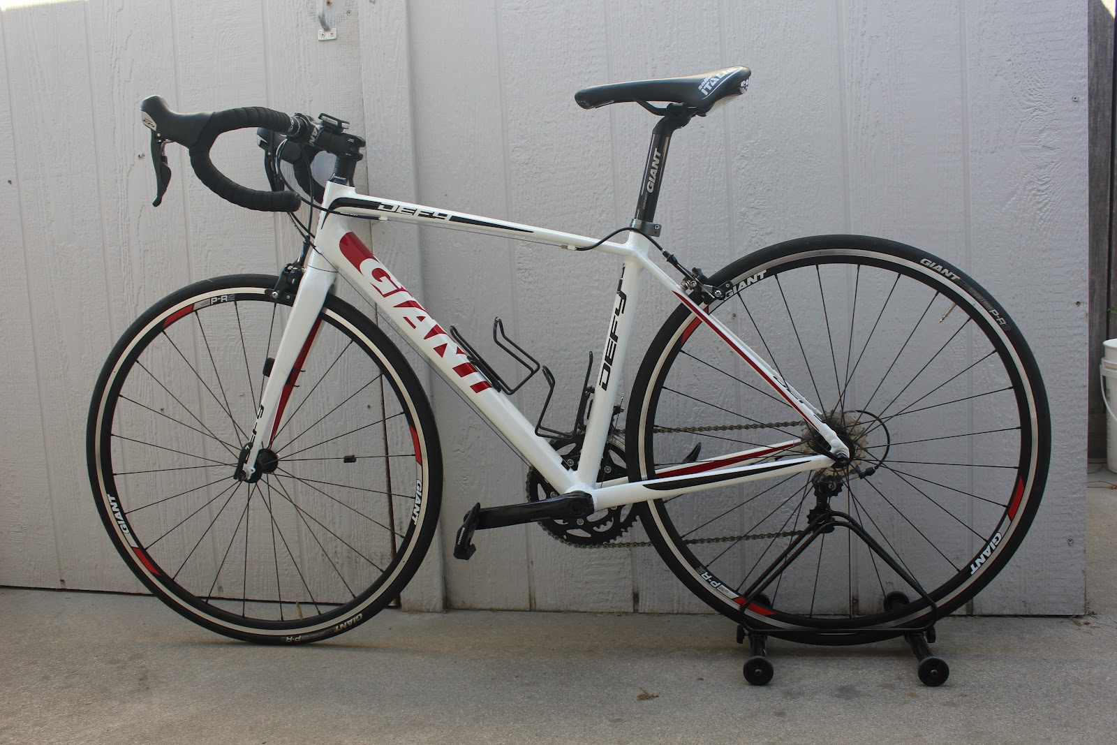 Giant Defy 1 Road Bike Review The Naptime Reviewer